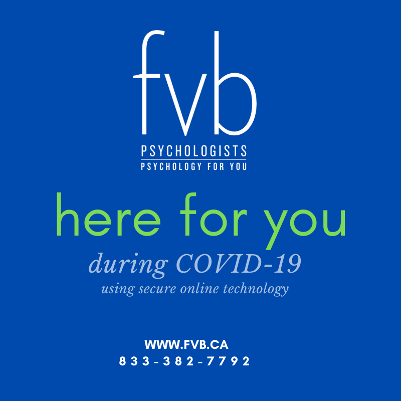 FVB Logo Here For You During Covid